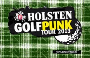 White Nugget rockt auf der GolfPunk Tour 2013