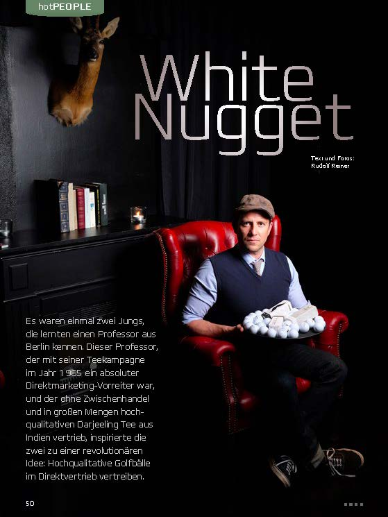 White Nugget in Chilli Golf Juli -2014