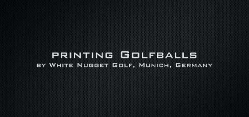 White Nugget präsentiert hochwertigen UV Digitaldruck ab 0,18 €/Ball