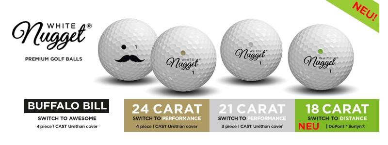 #Golfball #WhiteNugget #Premium #1 #Golf
