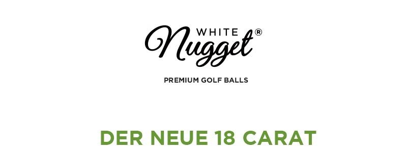 #Golfball #Golf #WhiteNugget #neu #testsieger