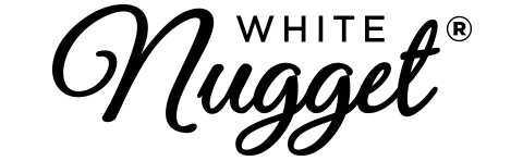 White Nugget Golfball
