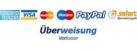 Versand und Zahlung