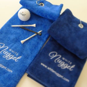 Bag Towel Royal Blau