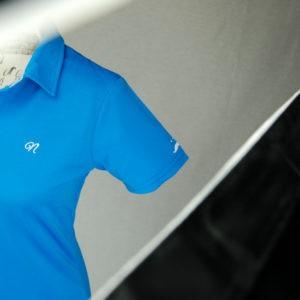 Ladies Tour Polo Royal Blue
