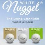 White Nugget Set Large