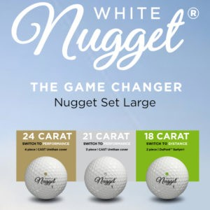 White Nugget Set Large