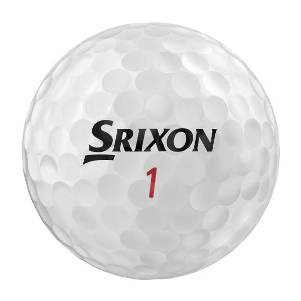 SRIXON Z-STARXV6 Hero_Pure White