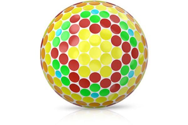 Srixon 388-spindimple-pattern