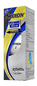 Srixon Q-STAR-TOUR-3-Sleeve_Tour-Yellow