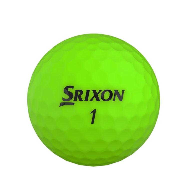 SRIXON SOFT FEEL BRITE: GREEN