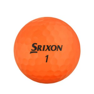 Srixon SOFT-FEEL-BRITE-ORANGE