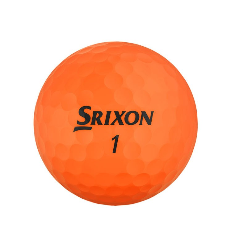 Srixon SOFT-FEEL-BRITE-ORANGE