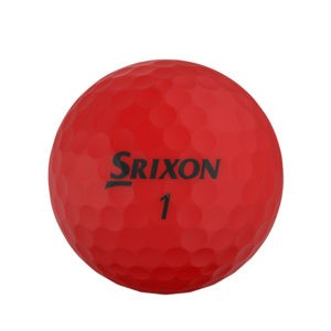 Srixon SOFT-FEEL-BRITE-RED