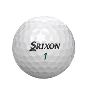 Srixon Soft-Feel-Brite-White