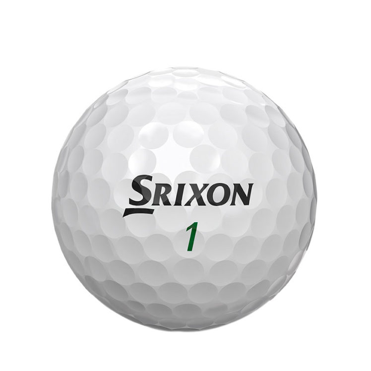Srixon Soft-Feel-Brite-White