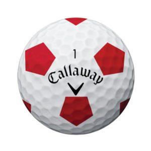 Callaway chrome-soft-ball-2018-truvis-Red-White-5x7