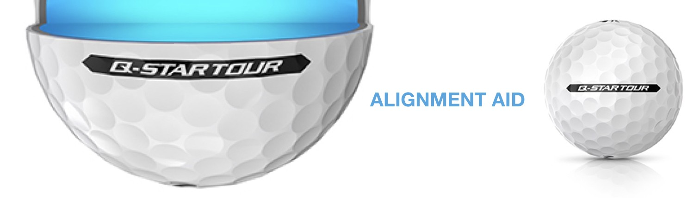 Srixon Q-STAR-Allignment-Aid