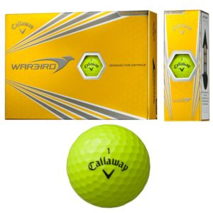 Callaway Warbird_yellow