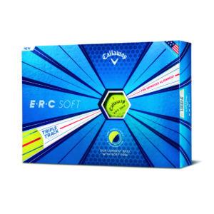 Callaway ERC-soft-2019-12-ball-yellow-box