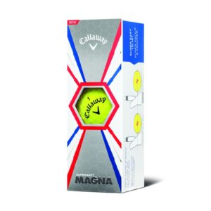 Callaway Supersoft-MAGNA-3-ball-sleeve-yellow-2019