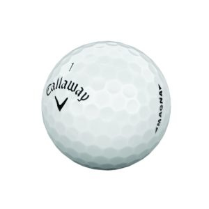 Callaway Supersoft-MAGNA-ball-quarter-view-2019
