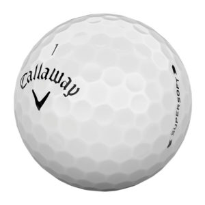 Callaway supersoft-ball-quarter-view-2019