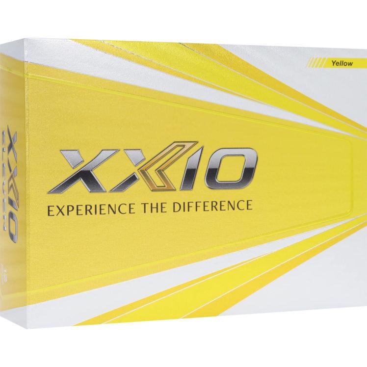 XXIO Eleven Yellow Box