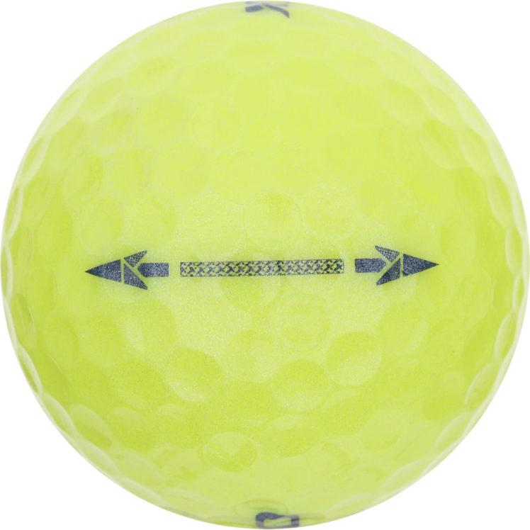 XXIO Eleven Yellow aiming line